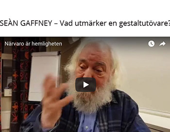 Video Sean Gaffney